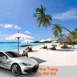 xe Nha Trang đi Bãi Dài