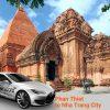 xe Phan thiết đi Nha Trang