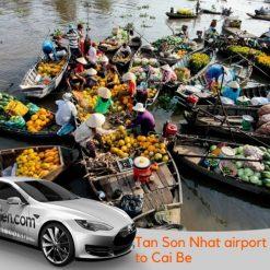 xe Tan Sơn Nhất đi Cái Bè