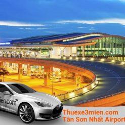 thuê xe sân bay Tân Sơn Nhất