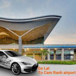 thuê xe Đà Lạt đi Cam Ranh airport